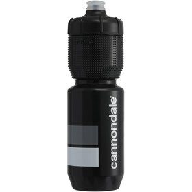 Cannondale Block Gripper Drinkfles 750ml, black/white